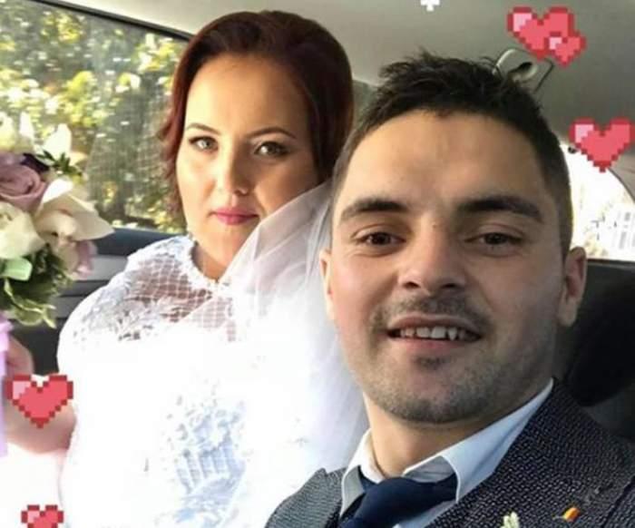 FOTO / Romeo, tânărul care a donat o parte din ficat unei necunoscute, este în culmea fericirii! S-a căsătorit!