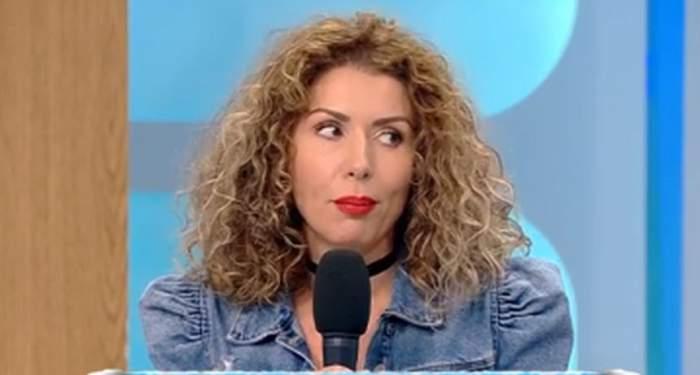 VIDEO / Carmen Brumă, prima apariţie la tv, după ce a fost operată. În ce stare este vedeta