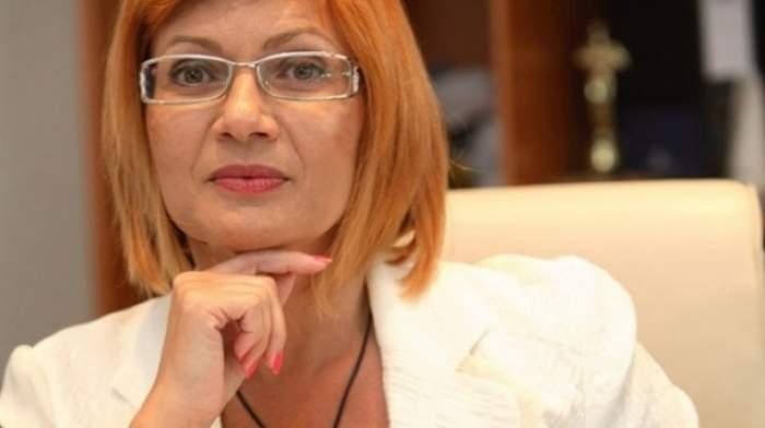 Carmen Adamescu a fost reţinută, după câteva ore de audieri