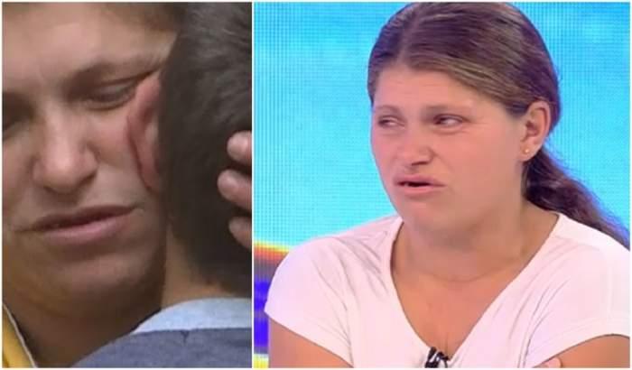 """VDEO / Tânăra renegată de părinți că a născut la 17 ani: """"Ani de zile am mâncat bătaie"""""""