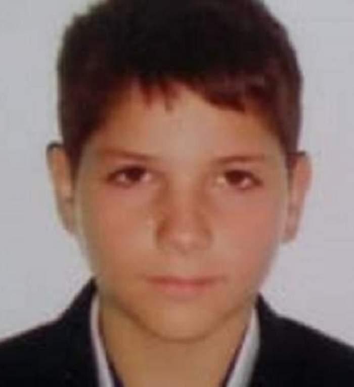 Băiat de 10 ani din Iași, dat dispărut de familie. A plecat la școală și nu s-a mai întors