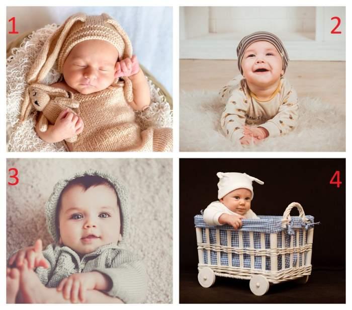 FOTO / TEST: Alege o imagine și află cât de deștept va fi copilul tău