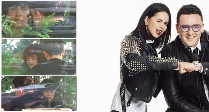 VIDEO EXCLUSIV / Face ce face şi tot la el se întoarce! Inna şi Lucian, fostul iubit, surprinşi împreună de paparazzii Spynews.ro