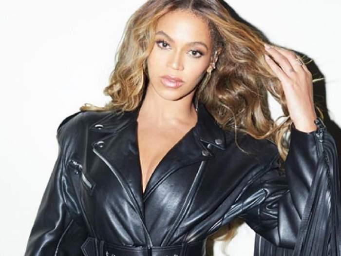 FOTO / Beyonce a depăşit milionul de like-uri cu această fotografie. A purtat cel mai sexy outfit