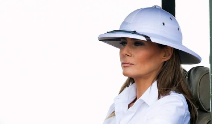 """Melania Trump, dezvăluiri şocante despre viaţa de primă doamnă: """"Sunt cea mai agresată persoană din lume"""""""