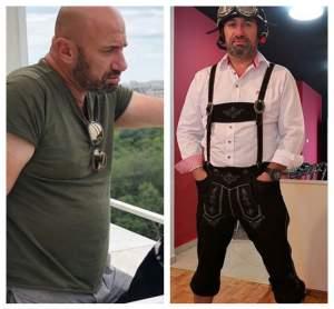 Dieta lui chef Cătălin Scărlătescu l-a ajutat să dea jos 52 de kilograme. Ce mănâncă în fiecare zi
