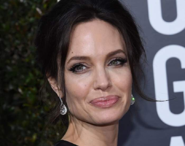 FOTO / Vila Angelinei Jolie, definiţia luxului! Vedeta se mută definitiv în Londra