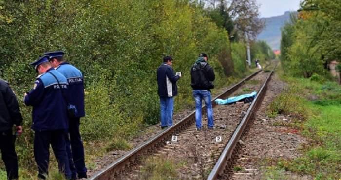 Cutremurător! Un bărbat a murit decapitat de tren în Mediaș