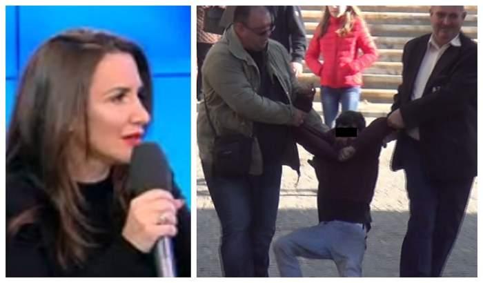"""VIDEO / Mara Bănică, șocată de imaginile cu băiatul târât pe jos la moaștele Sfintei Parascheva: """"N-au nici un drept"""""""