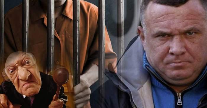Temutul interlop Ion Clămparu, scandal total în puşcărie! Ajunge din nou în faţa judecătorilor