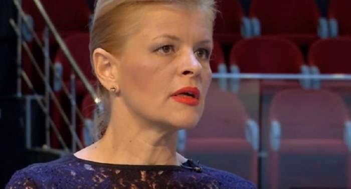 """VIDEO / Sanda Ladoşi a renunţat la carieră pentru viaţa de familie: """"A fost o satisfacţie personală"""""""