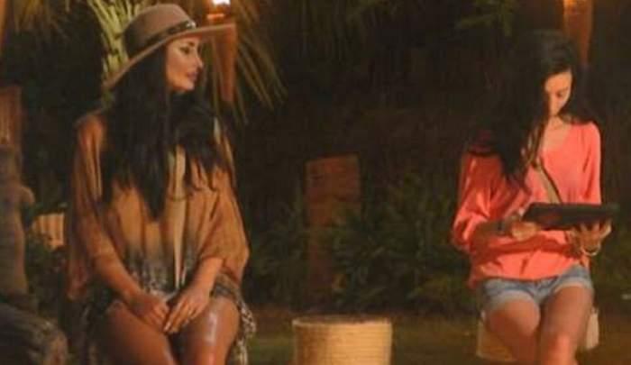 """Clipe şocante cu ispita Dana, mâine seară, la """"Insula Iubirii""""! """"Te-a sărutat?"""""""