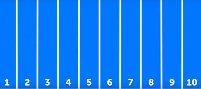 TEST: Cât de bună este vederea ta? Aceasta este provocarea pe care 97% dintre oameni o pică!