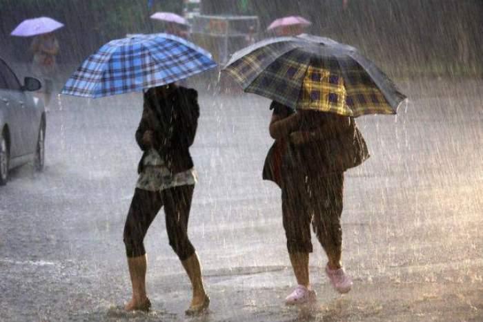 VIDEO / Se strică vremea! Când vin ploile!