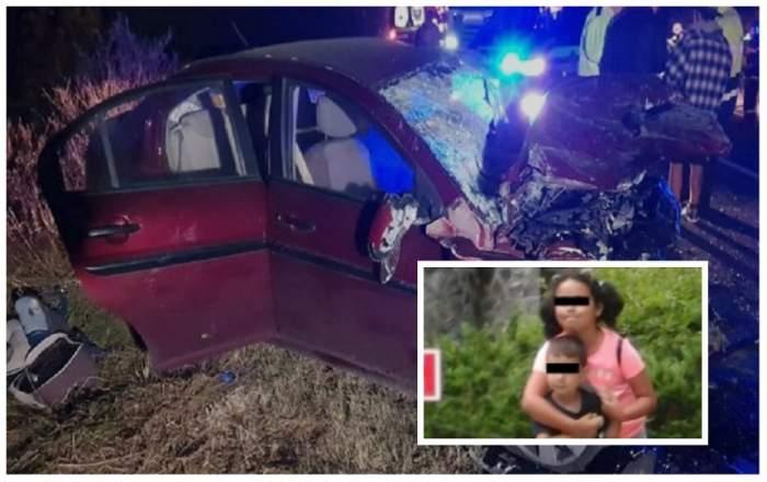 Mesajul sfâșietor al tatălui fetei de 9 ani, ucisă în accidentul din Timiș. Teodora a murit din cauza inconștienței la volan