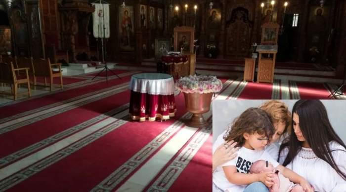VIDEO & FOTO / Elena Băsescu îşi botează astăzi fetiţa! Detalii uimitoare de la marele eveniment!