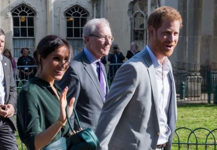 Meghan Markle este însărcinată! Anunţul făcut de Casa Regală!