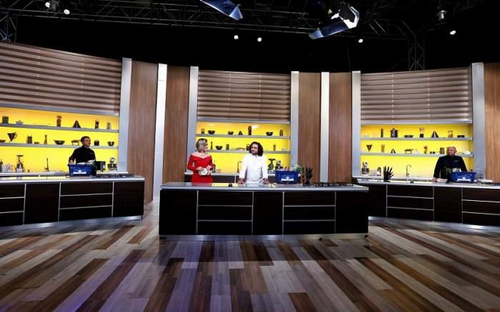 """Se schimbă regulile la emisiunea """"Chefi la Cuțite""""! Concurenții au parte de noi provocări"""