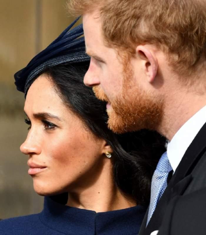 Bebelușul lui Meghan Markle și al prințului Harry nu va primi titulatura de prinț sau prințesă