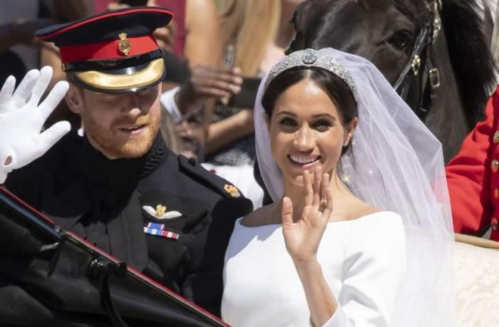 FOTO / Cum ar putea să arate viitorul copil al lui Meghan Markle şi al Prinţului Harry