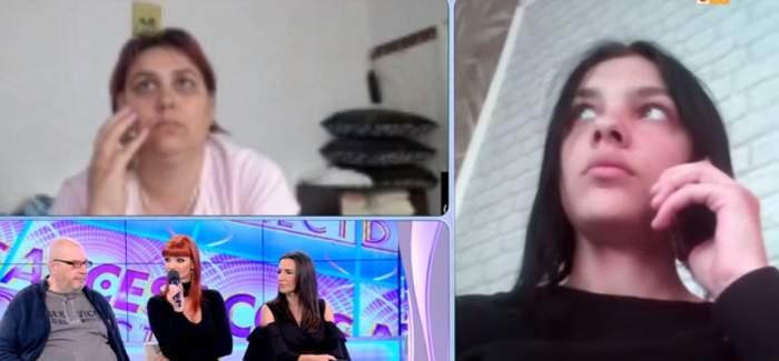 """VIDEO / Fata dispărută acum 8 zile a apărut! Și-a schimbat look-ul și refuză să spună unde este: """"Am plecat din cauza mamei"""""""