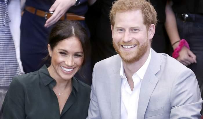 Ce nume ar putea avea bebelușul lui Meghan Markle și al Prințului Harry. Se pariază pe două care aproape sigur nu vor fi alese
