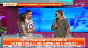 VIDEO / Prima apariţie publică a lui Hevito, după scandalul legat de divorţ! Artistul şi-a făcut o schimbare radicală!