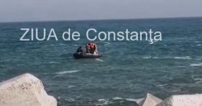 Marea face victime și toamna! Un bărbat a fost găsit plutind fără viață în valuri