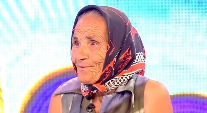 VIDEO / Bătrânică de 90 de ani, agresată de un poliţist! Motivul este unul halucinant
