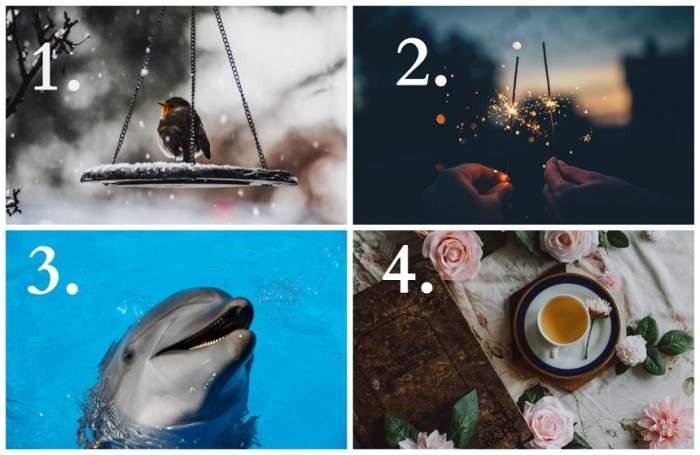 TEST: De ce fel de vacanță ai nevoie în aceste momente? Alege o imagine și află răspunsul!