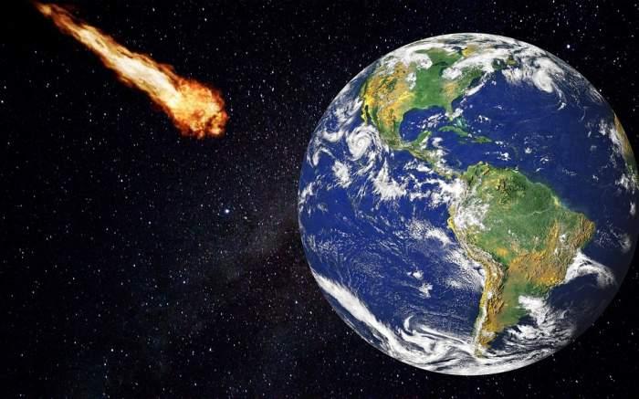 Avertismentul înfiorător lansat de NASA! Un asteroid uriaș amenință Pământul!