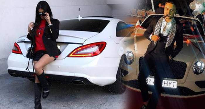 """EXCLUSIV / Maşina de 500 000 de euro, cadou de majorat, i-a adus multe admiratoare fiului unui interlop! O cunoscută """"divă"""" i-a pus capac"""