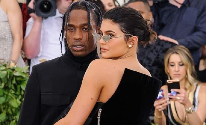 Căsătorie secretă în clanul Kardashian? Detaliul care i-a dat de gol pe Kylie Jenner şi Travis Scott