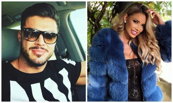 FOTO / Ce făcea Victor Slav, în timp ce Bianca Drăgușanu se răsfăța cu Bodi Alex. A ieșit în oraș, dar nu singur!