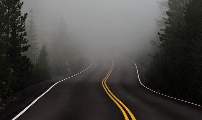 Atenție la drum! ANM a emis atenționări de cod galben de vreme rea