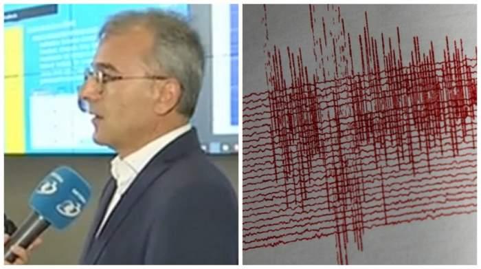 """Marele cutremur nu poate fi prevenit? Dezvăluirea tulburătoare a directorului INFP: """"Putem anunța autoritățile cu 25 de secunde înainte"""""""