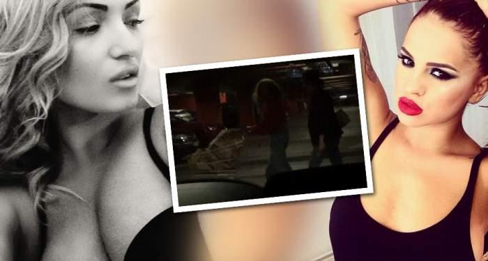 VIDEO PAPARAZZI / Moda se prezintă în parcare! Diana Gureşoaie şi Georgiana Constantin, momente spectaculoase printre maşini