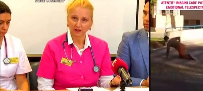 VIDEO / A fost filmat târându-se în faţa spitalului din Călăraşi, însă altul ar fi, de fapt, adevărul. Ce spun medicii!