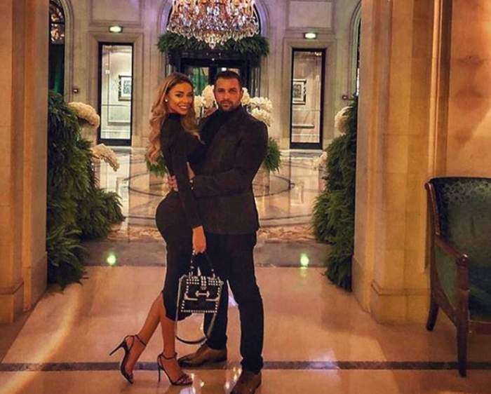 Abia acum s-a aflat! Ce cadou de lux a primit Bianca Drăguşanu din partea lui Alex Bodi, la Paris