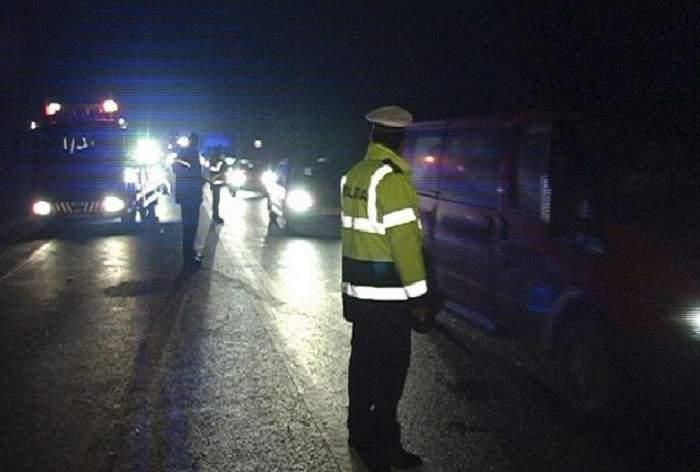 FOTO / Accident foarte grav în Vrancea! Un şofer cu permisul reţinut a murit