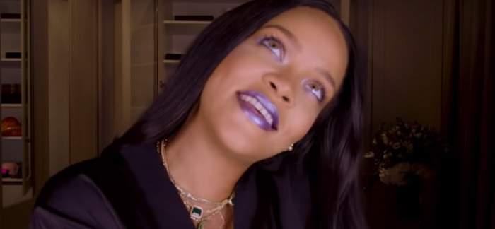 """FOTO / Se lasă Rihanna de muzică? Diva este """"prinsă"""" de noul său vlog!"""