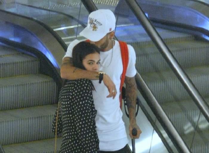 """S-a rupt lanţul de iubire! Neymar i-a pus """"Pa pa"""" iubitei"""