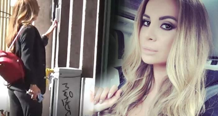 VIDEO PAPARAZZI / A născut gemeni, dar arată demenţial! Ăsta e secretul care stă în spatele frumuseţii Marinei Dina