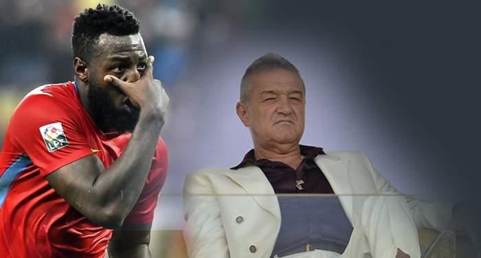 EXCLUSIV! Informaţii exclusive despre transferul lui Harlem Gnohere în fotbalul arab! De ce depinde plecarea atacantului de la FCSB