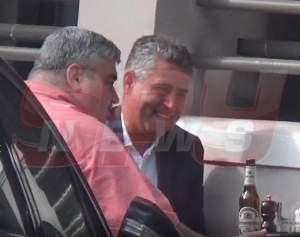 VIDEO PAPARAZZI / Aroganţă maximă marca Remus Truică! Controversatul afacerist are averea sub sechestru, dar petrece alături de un milionar celebru