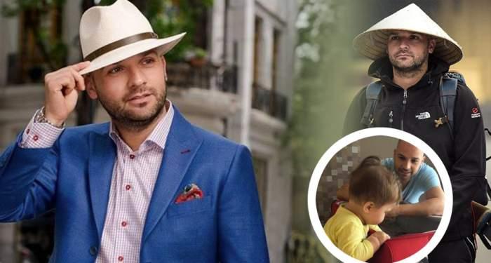 Ce i-a lăsat Andrei Ştefănescu fiului său, înainte de a pleca în India! Declaraţii exclusive