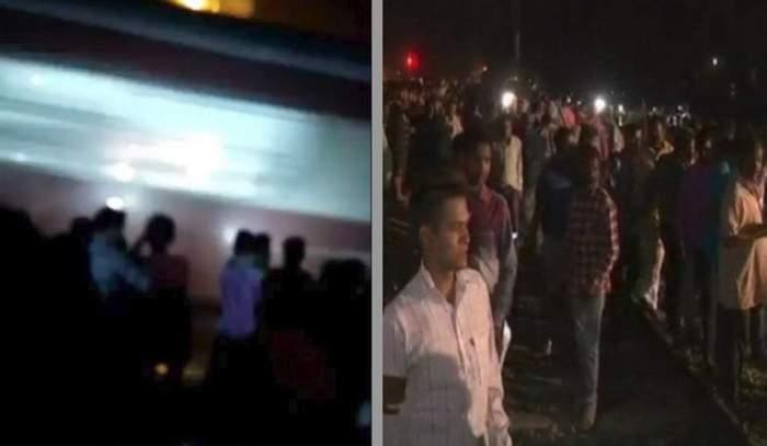 VIDEO / Un tren a intrat în mulţime. Sunt peste 50 de morţi!