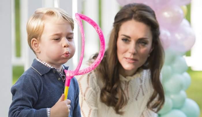 Ce se va întâmpla cu Kate Middleton, după ce George va deveni rege? Va mai fi regină?