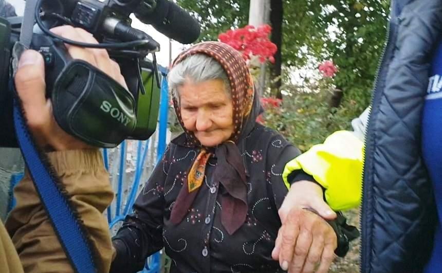 Caz şocant în Dâmboviţa! O bătrână de 80 de ani este suspectată că şi-a ucis amantul cu care se iubea din tinereţe