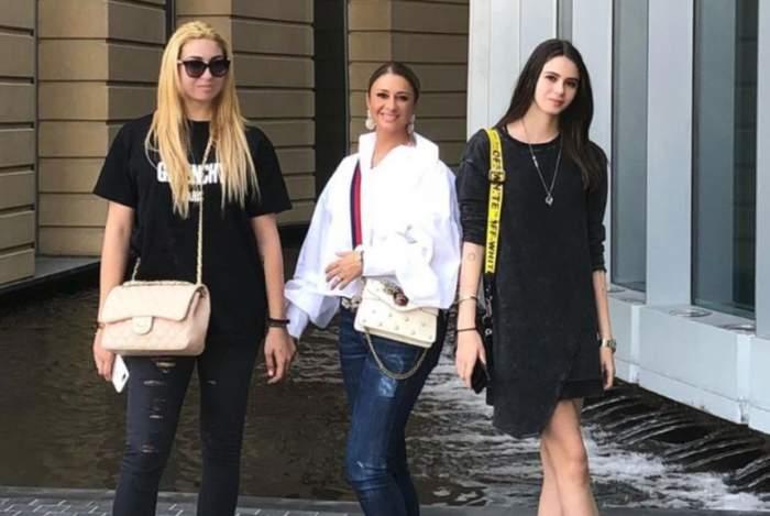 """""""Moştenirea"""" emoţionantă primită de fiicele Anamariei de la Ionela Prodan. Impresara s-a ocupat special de asta"""